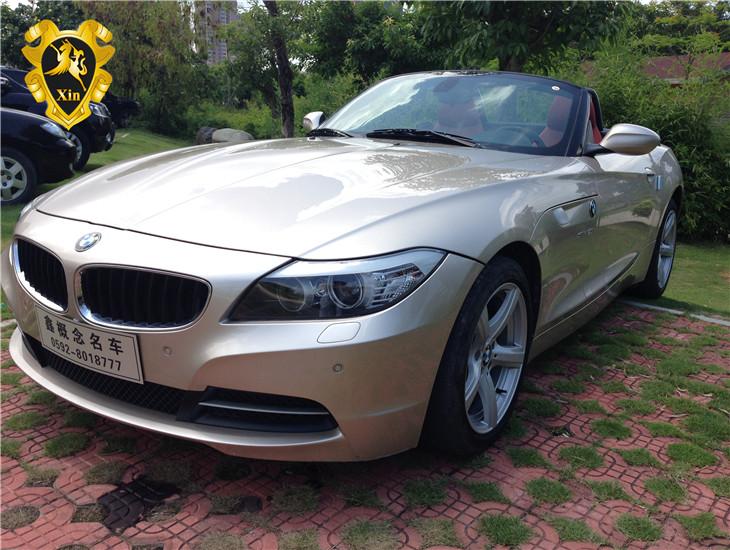 车辆信息 宝马 z4 颜色 香槟 品牌 宝马 型号 z4 年限 2010 价格 36.